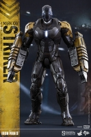 Iron Man Mark XXV Striker Movie Masterpiece 1/6 Actionfigur 30 cm