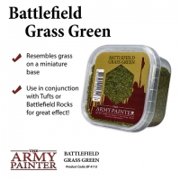 Battlefield Grass Green