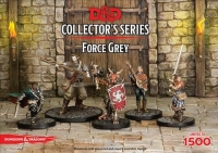 D&D Collector's Series: Force Grey (5 Figures)