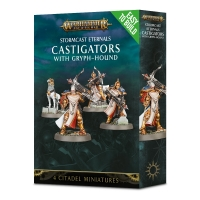 Stormcast Eternals - Castigators with Gryph-Hound (Easy to Build)