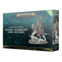 Stormcast Eternals - Astreia Solbright Lord-Aracanum (Easy to Build)