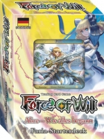 FORCE OF WILL - Alice - Wie alles begann Faria-Starterdeck