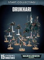 Drukhari - Start Collecting!