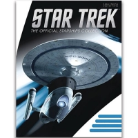 Star Trek Starships U.S.S. Excelsior NCC-2000 XL Edition Vehicle with Collector Magazine