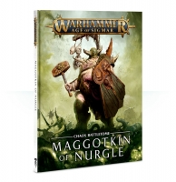 Maggotkin of Nurgle - Battletome des Chaos Softcover *Deutsche Version*