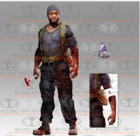 The Walking Dead TV Version Serie 8 Tyreese Exclusive Actionfigur 13 cm
