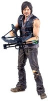 The Walking Dead TV Version Serie 6 Daryl Dixon Actionfigur 13 cm