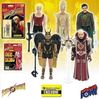 Flash Gordon 3 3/4-Inch Action Figures Series 1 Set - EE Exclusive
