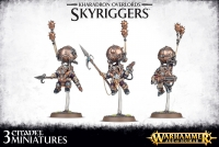 Kharadron Overlords - Skyriggers (Endrinriggers/Skywardens)