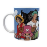 One Piece Tasse Gruppe