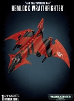 Craftworlds - Hemlock Wraithfighter (Crimson Hunter)