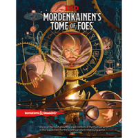D&D - Mordenkainen's Tome of Foes (HC)