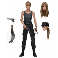 Terminator 2 Sarah Connor Deluxe 7-Inch Action Figure