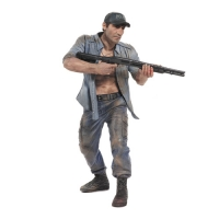The Walking Dead TV Version Serie 5 Shane Walsh w. Baseball Cap Actionfigur 13 cm