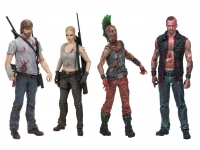 The Walking Dead Comic Version Serie 3 Actionfiguren Set 13 cm