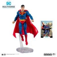 DC Multiverse Actionfigur Superman (Modern) Action Comics #1000 18 cm