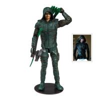 DC Multiverse Arrow Actionfigur Green Arrow 18 cm