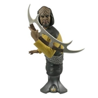 Star Trek TNG Worf Masterpiece Collection Mini-Bust