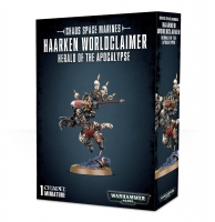 Chaos Space Marines - Haarken Worldclaimer Herald of the Apocalypse