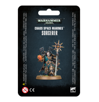 Chaos Space Marines - Sorcerer