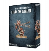 Chaos Space Marines - Khârn the Betrayer