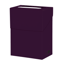 Ultra PRO Deck Box Plum