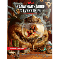 D&D - Xanathar's Guide to Everything - EN