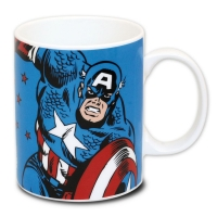 Captain America Tasse Marvel Comic