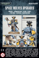 Space Wolves - Space Wolves Upgrades