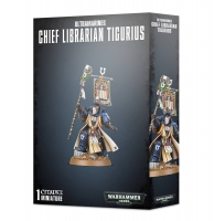 Ultramarines - Chief Librarian Tigurius