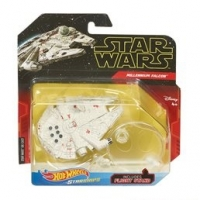 Star Wars Hot Wheels Millennium Falcon
