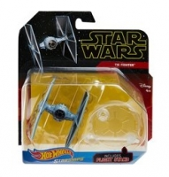 Star Wars Hot Wheels Tie Fighter