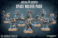 Space Wolves - Space Wolves Pack