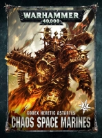 Chaos Space Marines - Codex *Deutsche Version*
