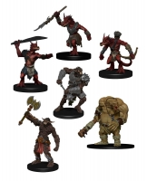 D&D Icons of the Realms Miniaturen 6er-Pack Monster Pack: Cave Defenders