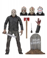 Freitag der 13. Teil 5 Actionfigur Ultimate Jason 18 cm