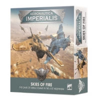 Aeronautica Imperialis - Skies of Fire (Englisch)