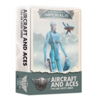 Aeronautica Imperialis - Aircraft and Aces – T'au Air Caste Cards (Englisch)