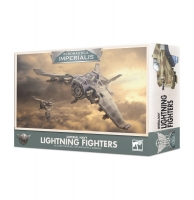 Aeronautica Imperialis - Lightning Fighters der Imperialen Kriegsflotte