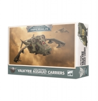 Aeronautica Imperialis - Valkyrie Assault Carriers