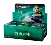 Magic the Gathering War of the Spark Booster Display (36) japanisch