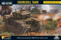 Churchill Tank (Plastic Kit)