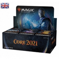 Magic the Gathering Core Set 2021 Booster Display (36) englisch