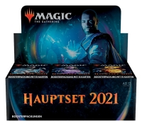 Magic the Gathering Hauptset 2021 Booster Display (36) deutsch