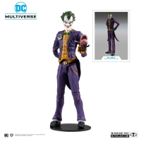 DC Multiverse Actionfigur Arkham Asylum The Joker 18 cm