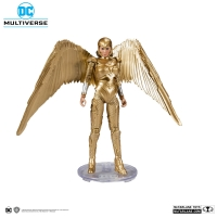 DC Multiverse Actionfigur Wonder Woman 1984 Golden Armor 18 cm