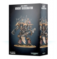 Chaos Knights - Knight Desecrator (Knight Rampager)