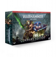 Warhammer 40.000: Befehlshaber-Edition Deutsche Version