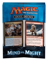 Magic the Gathering Duel Decks Mind vs. Might englisch