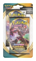 Pokémon Schwert und Schild Flammende Finsternis Blister Booster 2-Pack *Deutsche Version*